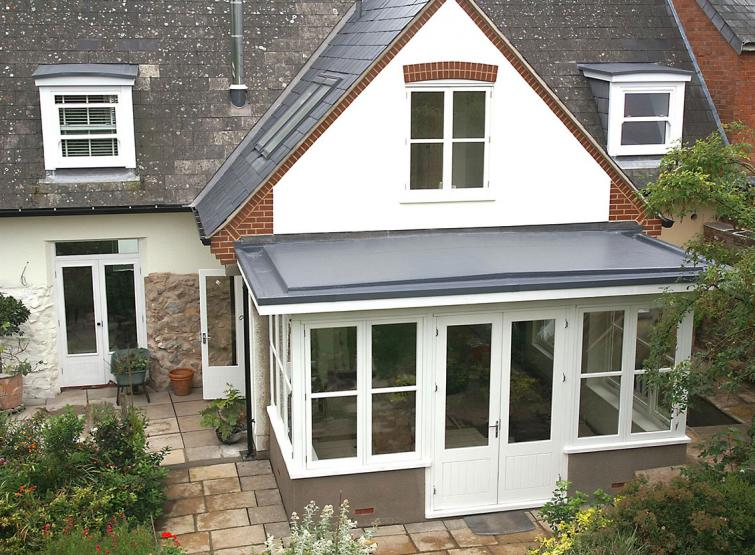 Single Ply Conservatory Roofing Roof Assured By Sika