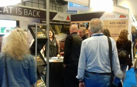 Roof Assured at Homebuilding and Renovating Show