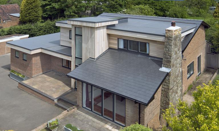 Single Ply Domestic Roofing Installers Roof Assured By