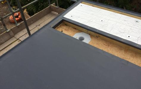 Sarnafil Roof Membrane Perfect Solution For Dream House
