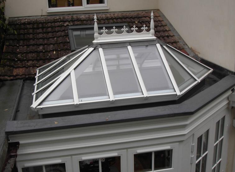 Orangery and Conservatory Roofs