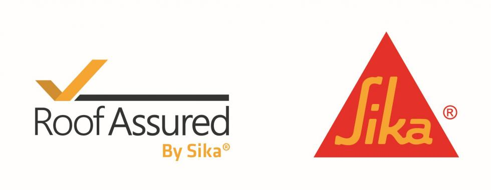 Roof Assured by Sika logo